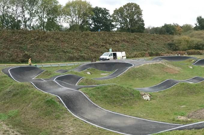 Pale Lane Pump Track - South East & London