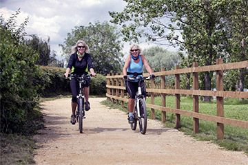 Grafham Water Mountain Bike Trails