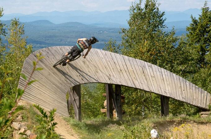 Highland Mountain Bike Park -