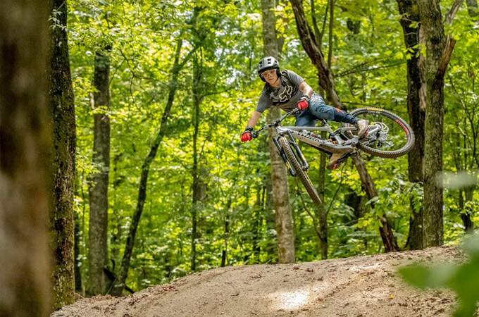 Kanuga Bike Park - North Carolina