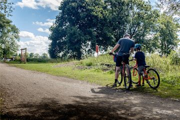 Kingsbury Water Park Cycle Trails - West Midlands