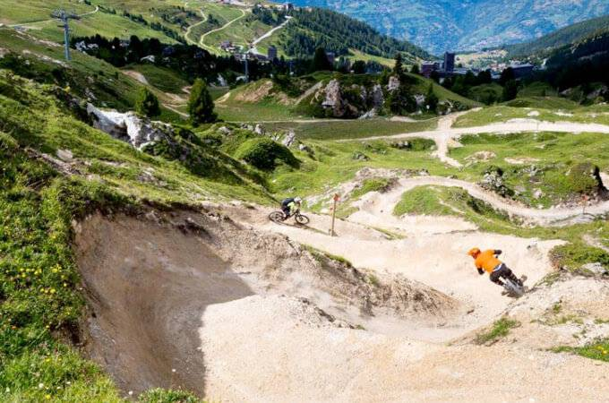 Colorado Bike Park - La Plagne - Rhone Alpes