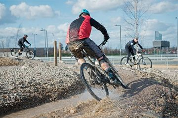 Lee Valley VeloPark Mountain Bike Trails