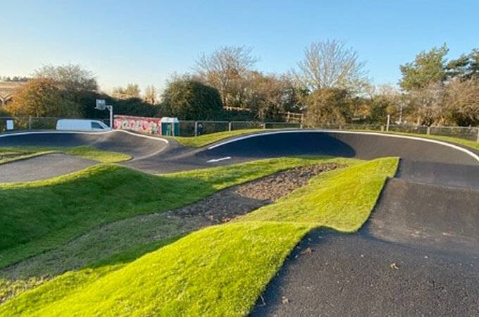Little Stoke Pump Track - South West