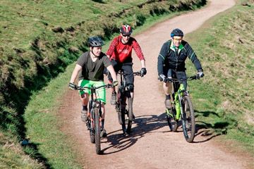 Malvern Hills Mountain Bike Trails