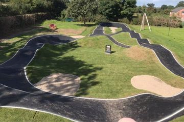 Mickle Trafford Pump Track - North West