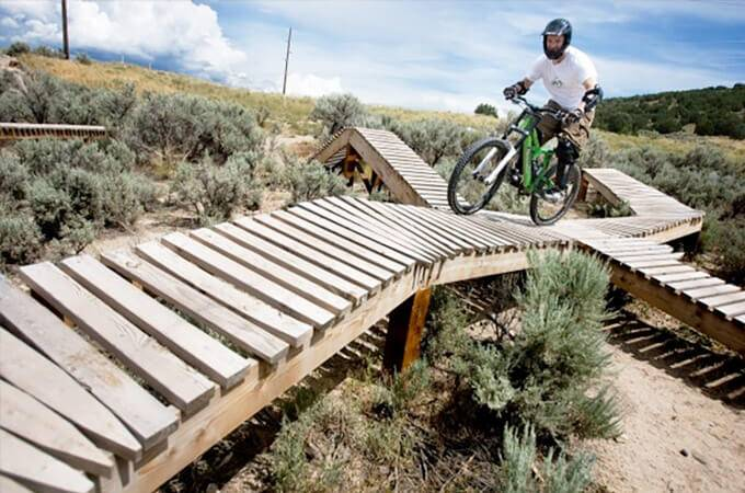 Mountain Ranch Bike Park - United States