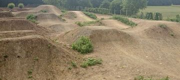 Mowsbury BMX Track & Dirt Jumps