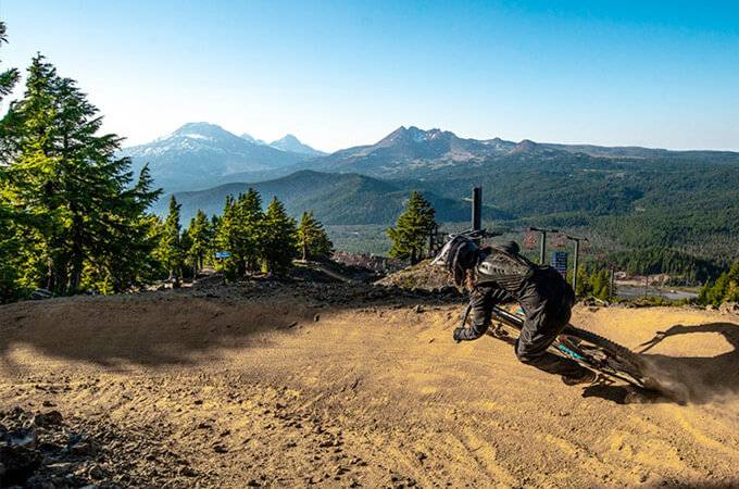 Mt. Bachelor Bike Park - Bend