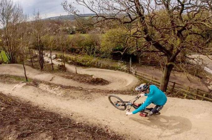 Oakwell Hall Mountain Bike Trail - Yorkshire & Humberside