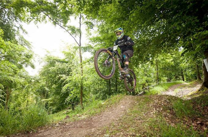 Okeford Hill Mountain Bike Park
