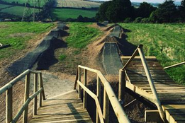 A new Downhill Park in Cornwall... Yeah