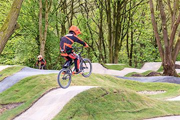 Pendle BMX Pump Track - North West