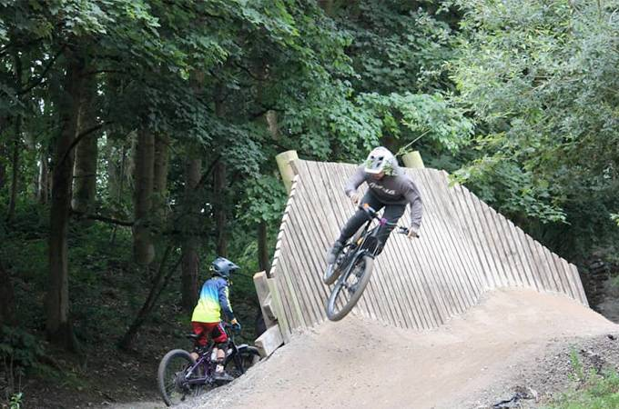 Pimbo Bike Park - North West