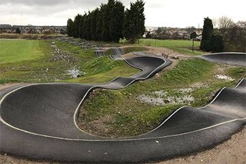 Pye Green Pumptrack - West Midlands