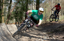 Queen Elizabeth Country Park Mountain Bike Trails