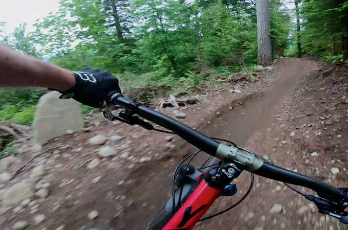 Raging River State Forest Mountain Bike Trails - Washington