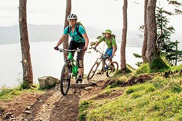 Rostrevor Mountain Bike Trails - Northern Ireland