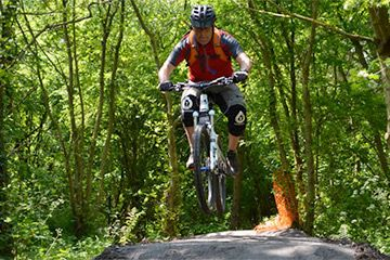 Sandwell Valley Mountain Bike Trails