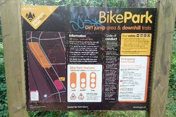 Sherwood Pines Bike Park