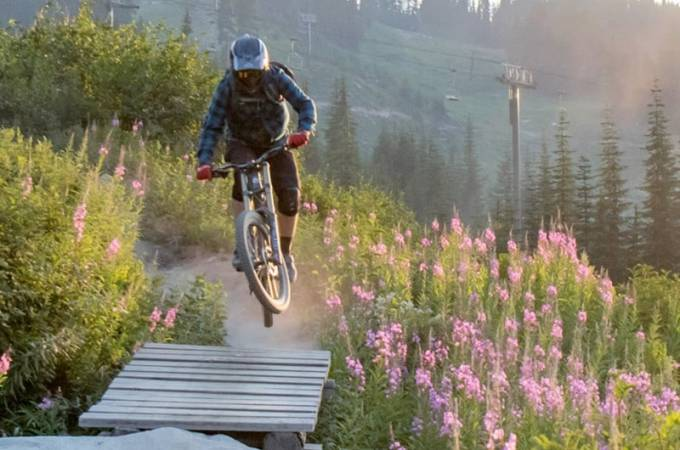 Stevens Pass Bike Park - Washington