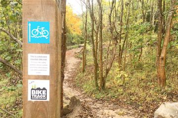 Stockley Mountain Bike Trail - East Midlands