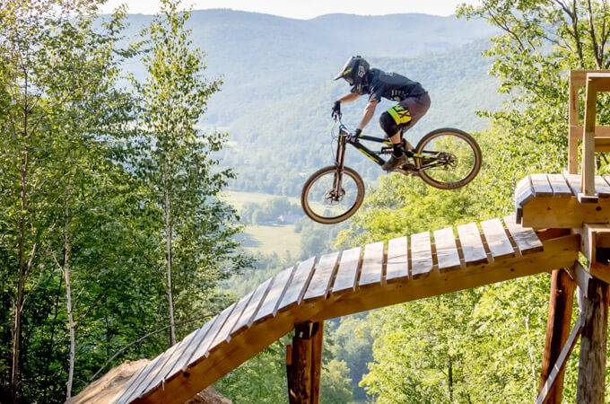 Thunder Mountain Bike Park -