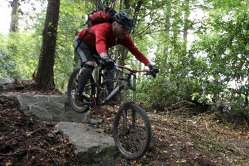 Tollymore Forest Mountain Bike Trails - Northern Ireland