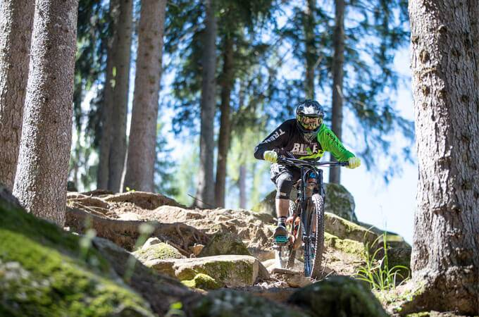 Val di Sole Bike Park - Italy
