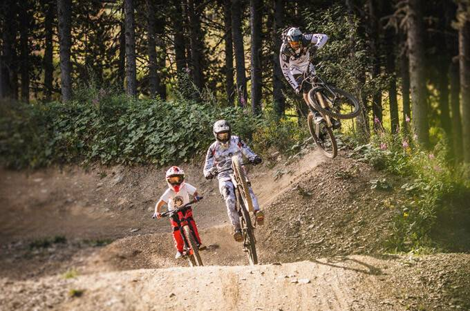 Vallnord Bike Park -