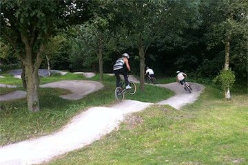 Whaley Bridge Pump Track