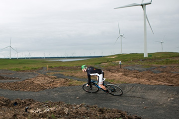Whitelee Mountain Bike Trails
