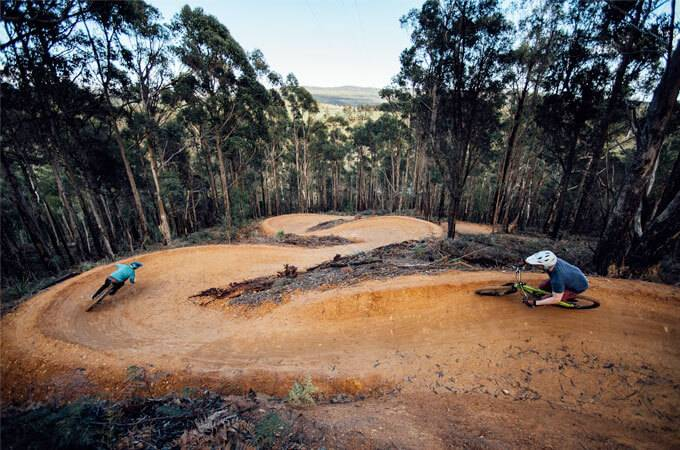 Wild Mersey Mountain Bike Trails - Australia