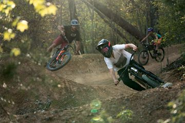 Windrock Mountain Bike Trails - Tennessee