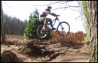 Llantrisant Wood Downhill Trails