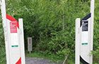 Pooley Mountain Bike Trails - West Midlands