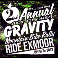 Mondraker Gravity Mountain Bike Rally 2013