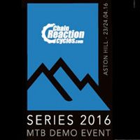 Chain Reaction Cycles MTB Demo Series 2016