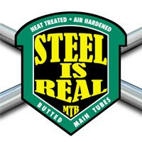 Steel Is Real MTB - The Demo