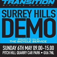Transition Bikes Demo Day